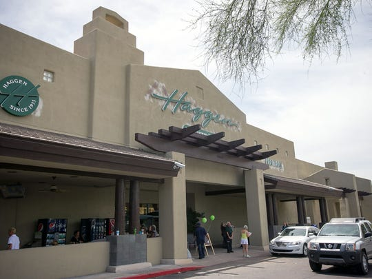 Haggen grocery store chain has filed for Chapter 11 bankruptcy protection.