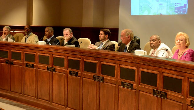 On Tuesday morning, the Jackson City Council denied the property rezoning request that would have placed a convenience store on the corner of McClellan and Pleasant Plains roads.