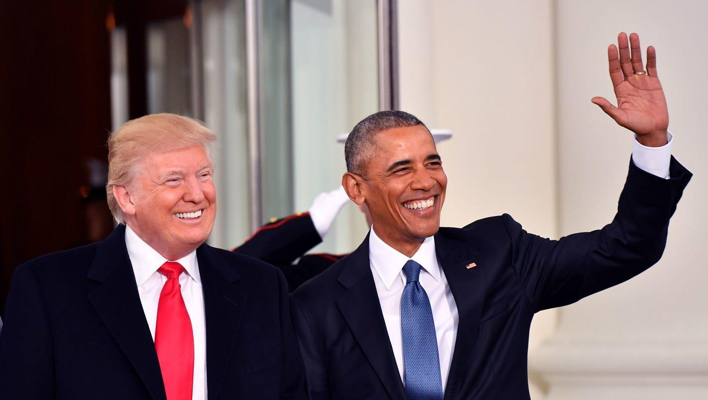 Donald Trump didn't create danger of presidential dictatorship, he inherited it