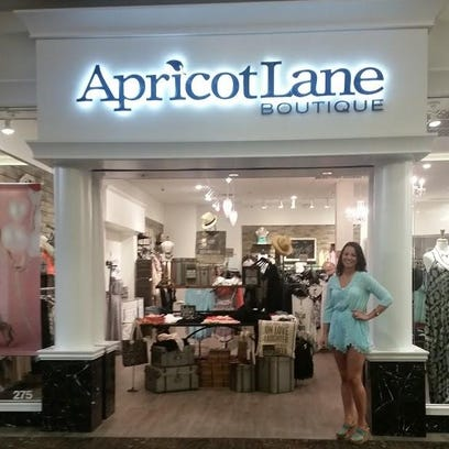 Apricot Lane, which will open in the Holiday Village