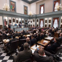 General Assembly to-do list: pot, death penalty, taxes