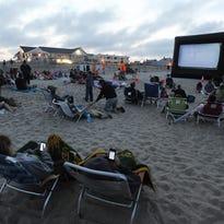 Family movie night is back on Dewey Beach