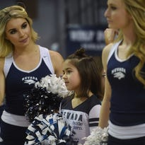 Photos: Nevada defeats Utah State at Lawlor Events Center