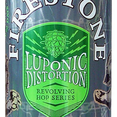 Firestone Walker's Luponic Distortion: Revolution No. 001