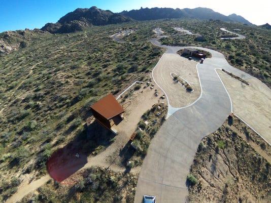 McDowell Sonoran Preserve drone flights