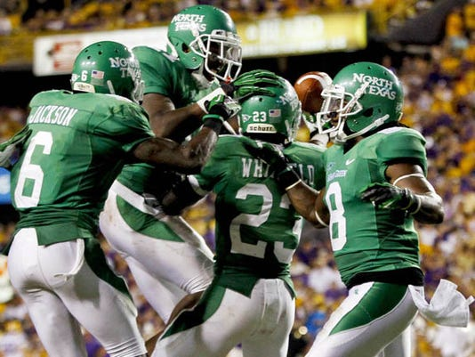 North Texas football