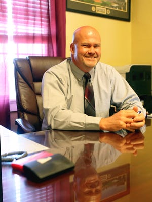 Forrest County Agricultural High School Superintendent Billy Ellzey