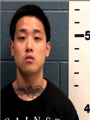 James Kim was sentenced to 14 years in prison Friday.