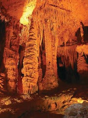 Tuckaleechee Caverns in Townsend is included in newest