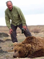 Wildlife Biologist and author Douglas Chadwick with