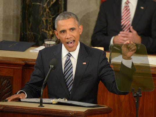 USP NEWS: STATE OF THE UNION A USA DC