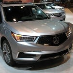 2017 Acura MDX Sport is brand's first-ever hybrid SUV