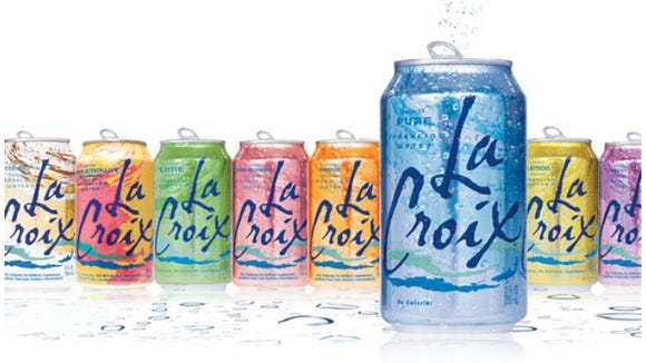 A new lawsuit says LaCroix doesn't contain only natural ingredients. LaCroix's parent company denies the allegations.