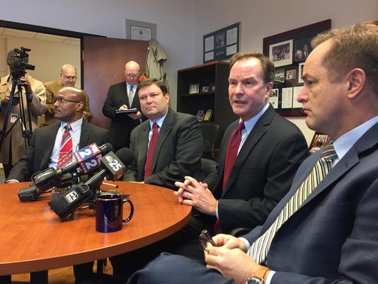 file -- schuette, flood, arena