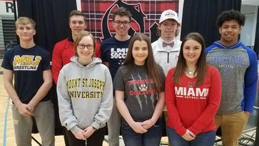 April 2018 signing day: Check out who will play athletics in college