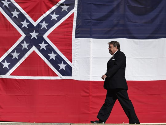 The Southern Baptist Convention is the latest organization to call for the removal of Mississippi's state flag which includes a Confederate battle emblem.