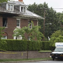 Suspect arrested in DC mansion murders