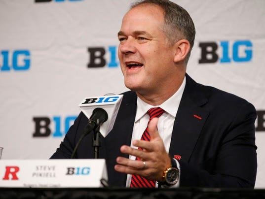 NCAA Basketball: Big 10 Media Day