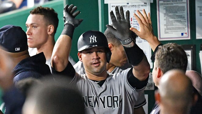 "YES broadcaster and former MLB pitcher David Cone on Yankees catcher Gary Sanchez: ""Yes, he misses a few balls here and there. In the grand scheme of things, that has been way overblown in my mind. I would like to throw to that guy every day in the week. I'll take him as my catcher.''"