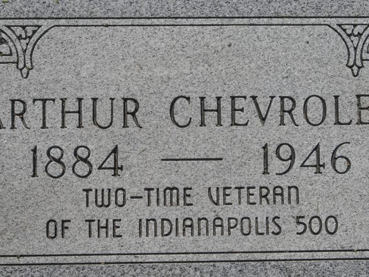 Who Is Really Buried In Arthur Chevrolet S Grave