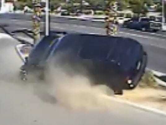 Fatal MCSO crash