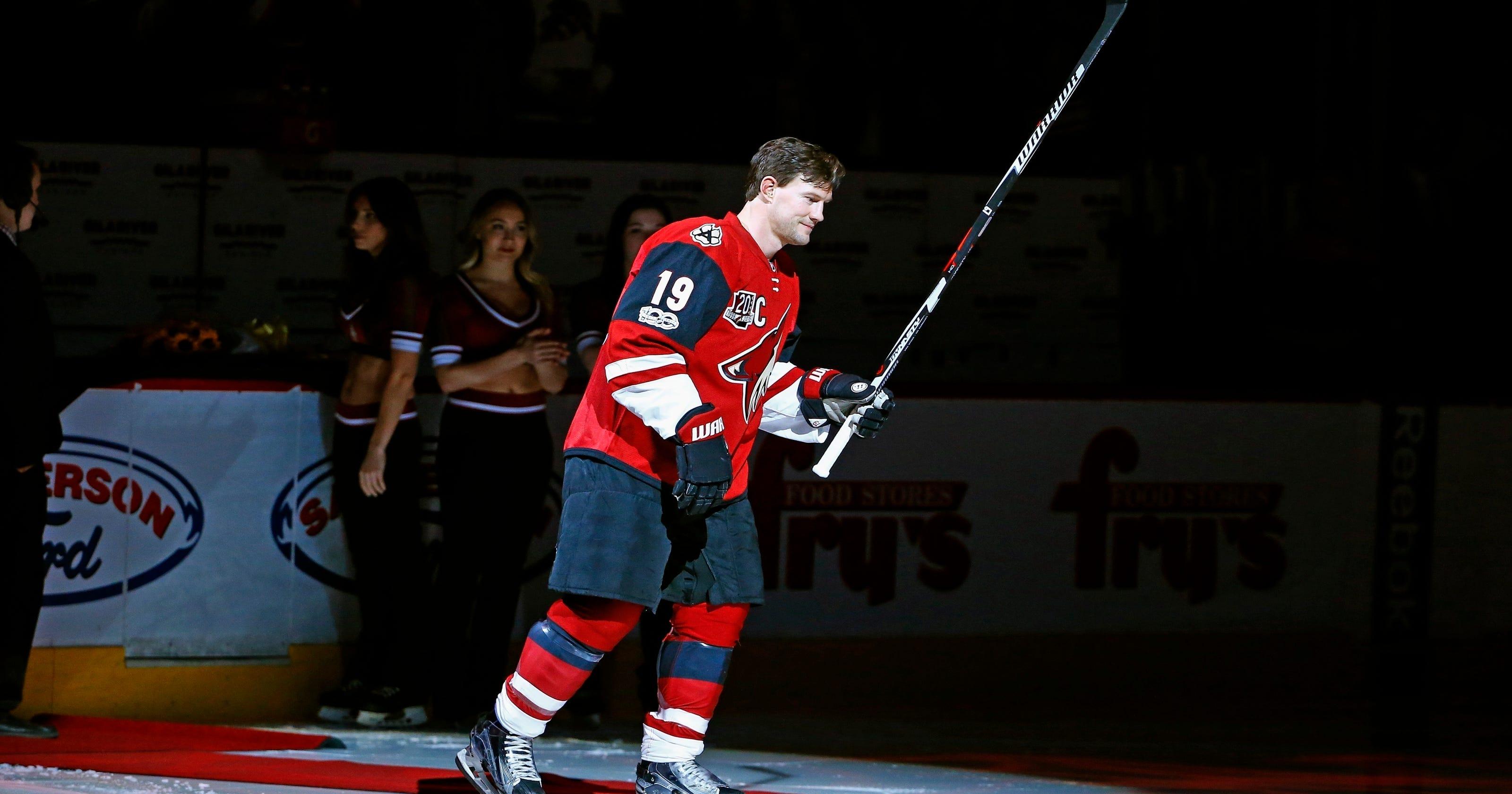 Coyotes captain Shane Doan calls it a career 043256a3d