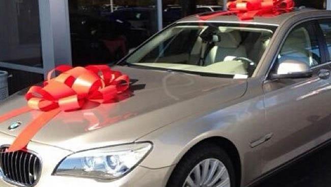 Jordin Sparks' BMW