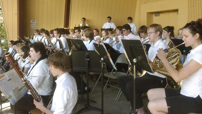 The Stevens Point City Band's final concerts will be held August 2 and 3.