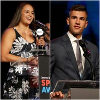 Multi-sport stars Max Alba, Lexi Romero named Journal Sentinel high school athletes of the year