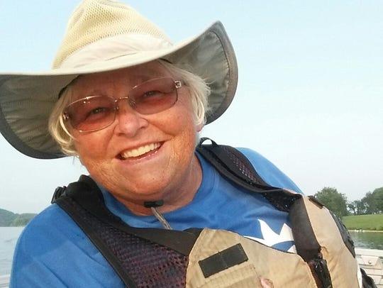 Hanover-area birding expert Karen Lippy