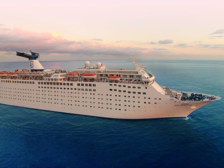 Bahamas Paradise Cruise Line's 1,900-passenger Grand