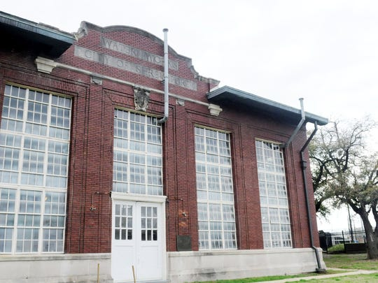 File photo of the Shreveport Water Works Museum.