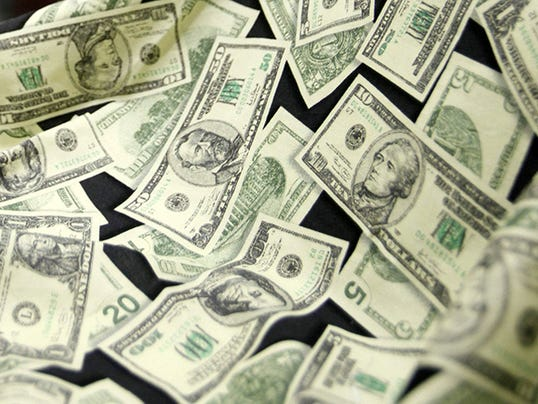 Money, spending
