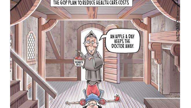 The Republican alternative to Obamacare.