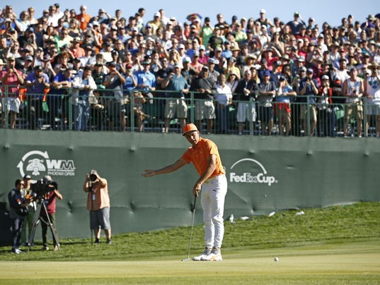 PGA: Waste Management Phoenix Open - Final Round