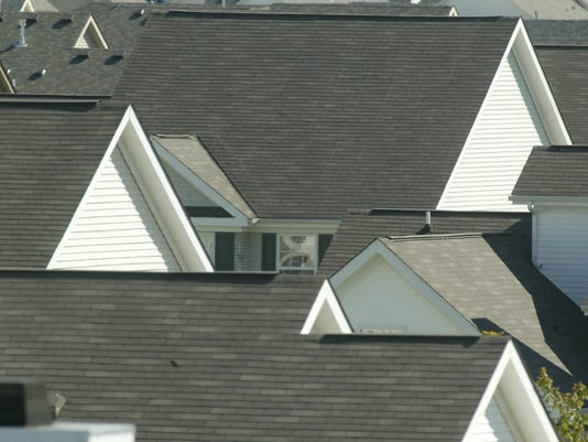 Generic housing homes rooftops real estate