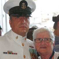 Fond du Lac native talks naval service, including time on largest ship in the fleet