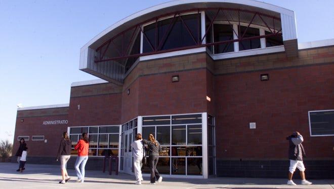 Cesar Chavez High School