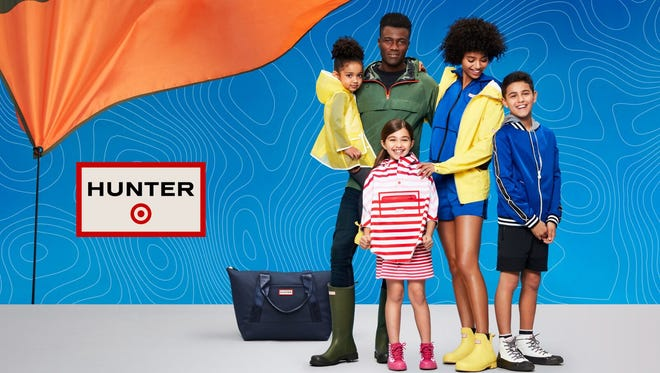 Hunter for Target was one of the exclusive collections Target debuted this year. It was a limited time offering, unlike several other fashion lines launched by the retailer.