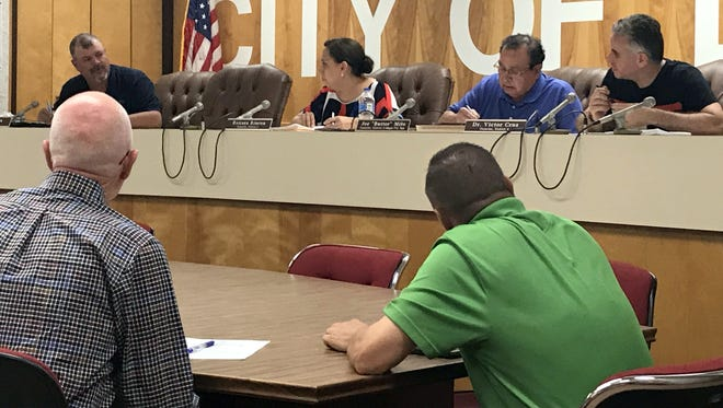 Deming City Council was in session on Monday, June 11, at the John Strand Municipal Building, 309 S. Gold St.