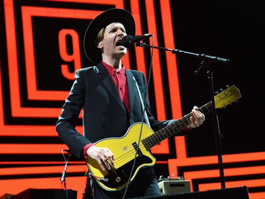 10 shows worth the drive: Beck will perform on June 20 at Lifestyle Communities Pavilion in Columbus, Ohio.