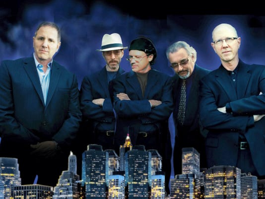 The Hit Men, former members of Frankie Valli and The Four Seasons, will perform April 18 at H. Ric Luhrs Performing Arts Center, Shippensburg University.