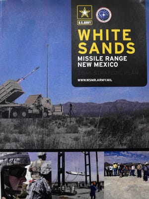 The White Sands Missile Range 2046 strategic plan is now available online.
