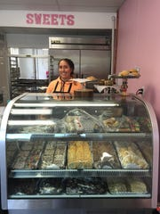 Jillian Zazzaro bakes sweets from scratch at Chef's