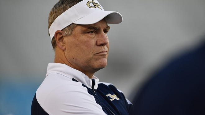 Nate Woody comes to West Point after stints as a defensive analyst at Michigan, defensive coordinator and outside linebackers coach at Georgia Tech, and defensive coordinator at Appalachian State and Wofford.