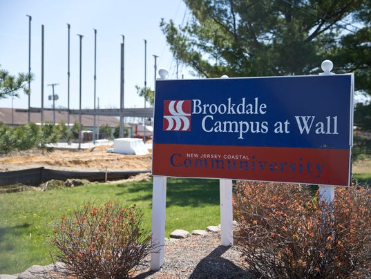 Brookdale Wall Twp New Building