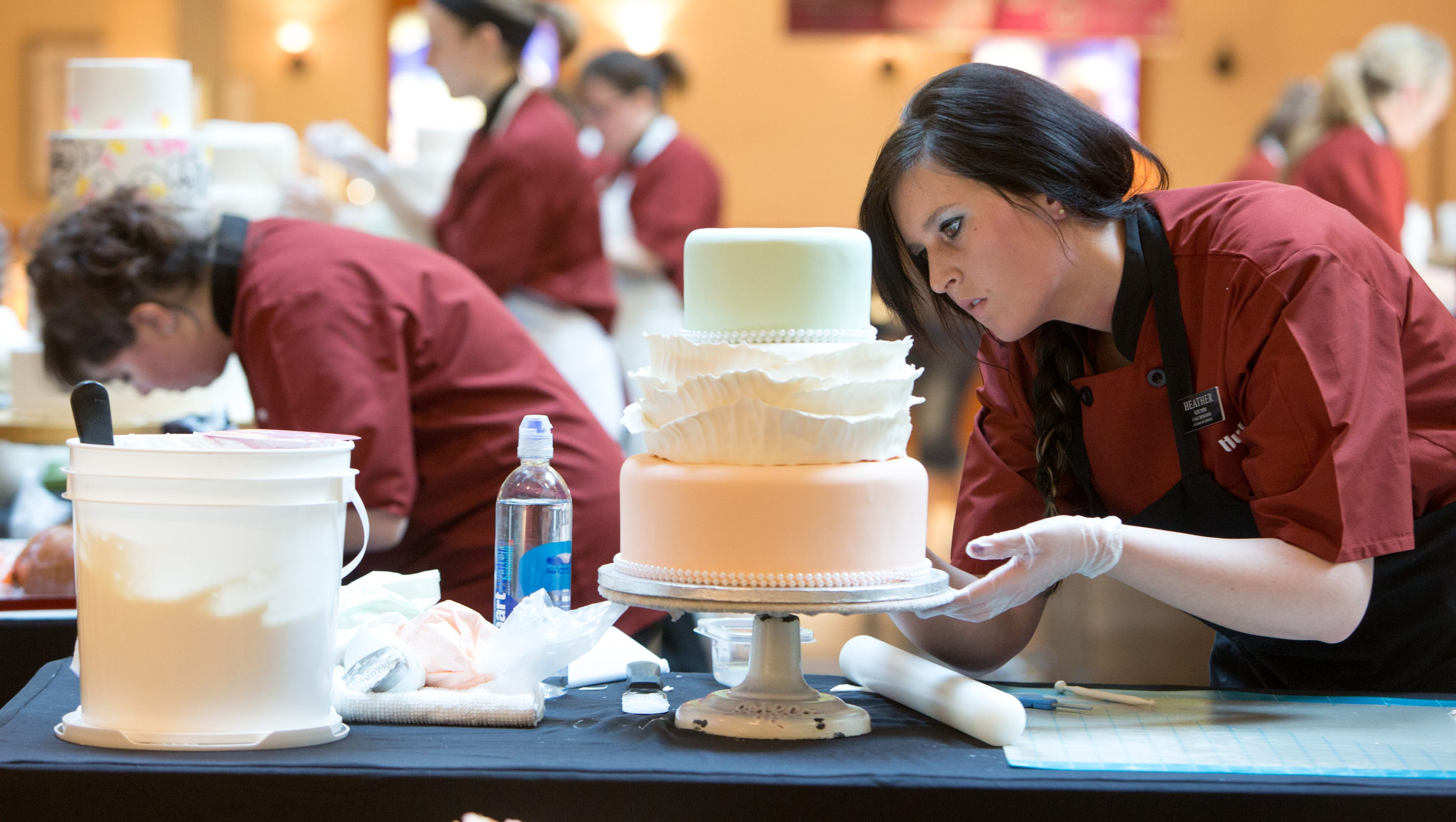 Cake Decorating Competition Show : 16 Photos: 2015 Hy-Vee Cake Decorating Contest