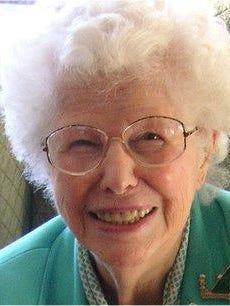 Doris McClure Linkletter, 103