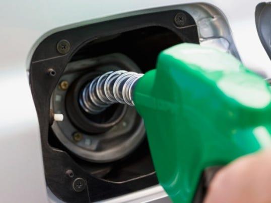 Fuel pump in fuel tank