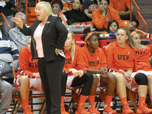 UTEP women's basketball